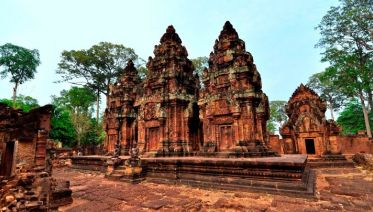 Half Day Angkor Wat Tour from Siem Reap