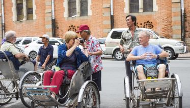 Half Day Cyclo Tour of Ho Chi Minh city