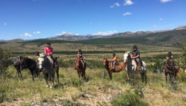 Half Day Horseback Riding Tour