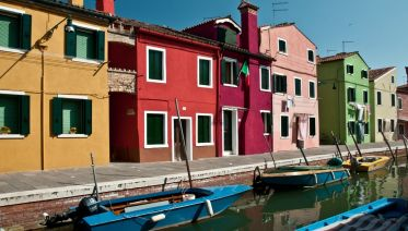 Half-day Motorboat Cruise To Murano & Burano
