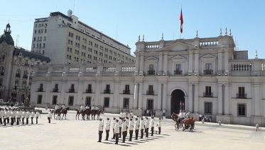 Half-Day Private Santiago City Landmarks Walking Tour