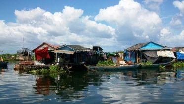 Half-day tour of  Floating Village