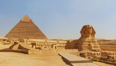 Half Day Tour of Giza Pyramid and the Sphinx