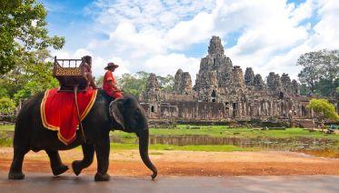 Halfday Angkor Tour