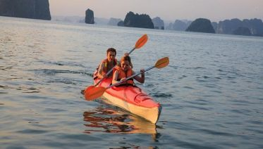 Halong Bay - Ban Gioc Waterfall And Ba Be Lake 5 Days 4 Nights