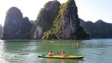 Halong Bay To Lan Ha Bay On Luxury Cruise
