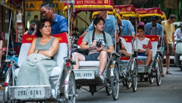 Hanoi City Sightseeing With Cyclo Tour