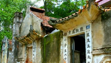 Hanoi-Cu Da Historical Village Private Tour