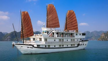 Hanoi – Halong 4 Days Overnight On Board