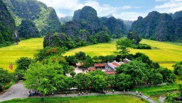 Hanoi - Ninh Binh - Halong - 4 Days