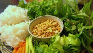 Hanoi Street Food Tastes