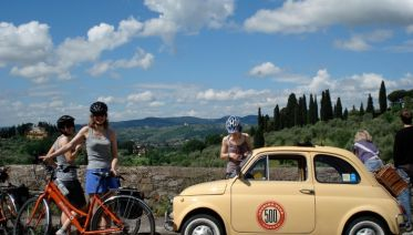 Headwater - Self-Guided Cycling in Tuscany: Pisa to Florence