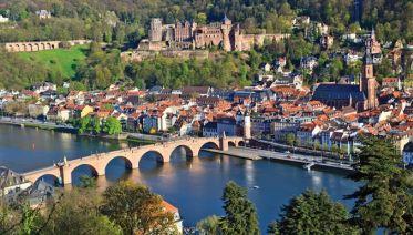 Heidelberg & Rhine Combi Tour