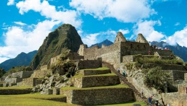 Heights of Machu Picchu + Amazon Extension