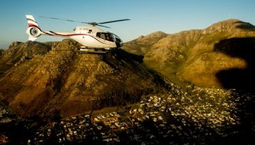 Heli Sightseeing & Safari In South Africa