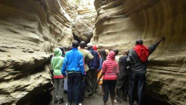 Hell's Gate National Park Tour
