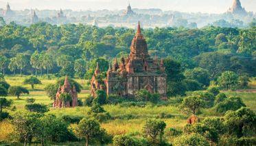 Hidden Trails of Burma