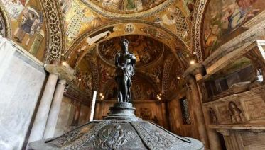 Hidden Treasures of St. Mark's Cathedral