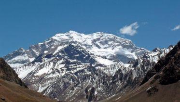 High Mountain Tour from Mendoza