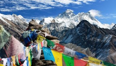High Passes to Everest Base Camp