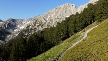 High Trails of Mount Olympus and Pieria