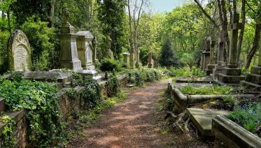 Highgate Cemetery And Victorian London
