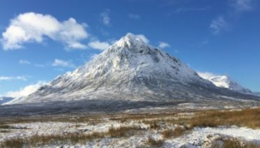 Highlands and Hogmanay incl. accom.