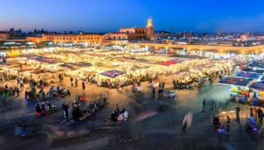 Highlights of Morocco-Private