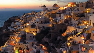 Highlights of the Cyclades Tour