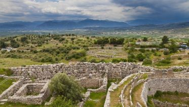 Highlights Of The Peloponnese: Argolis And Olympia, Private Tour