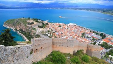 Highlights Of The Peloponnese: Argolis And Olympia - Spanish
