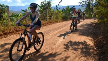 Hike & Bike day adventure in Chiang Mai
