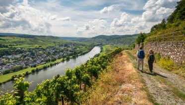 Hike Moselle & Eifel Trails