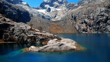 Hike To Laguna Churup