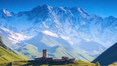 Hiking in the Georgian Caucasus