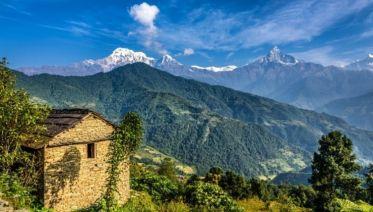 Himalayas, India & Bhutan