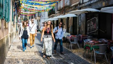 Historic & Trendy Lisbon Walking Tour