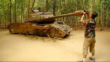 Ho Chi Minh City And Cu Chi Tunnels Full Day