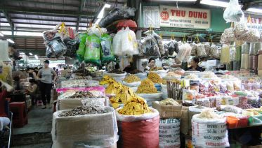 Ho Chi Minh City: Chinatown Half-Day Cyclo Tour