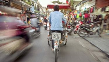 Ho Chi Minh City Day Tour: Cyclo Discovery (half day)