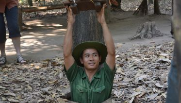 Ho Chi Minh City Tour And Cu Chi Tunnels