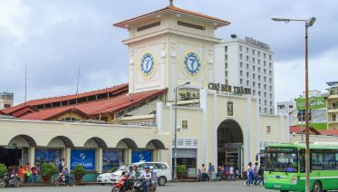 Ho Chi Minh City Tour From Ho Chi Minh Port