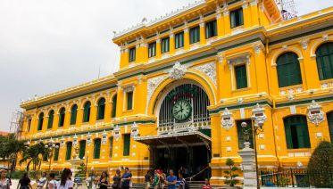 Ho Chi Minh Tour + À Ố Show & Dinner (Ho Chi Minh Port)