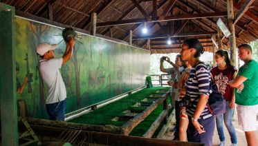 Ho Chi Minh Tour With Cu Chi Tunnels (Ho Chi Minh Port)