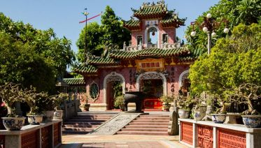 Hoi An City Tour From Chan May Port