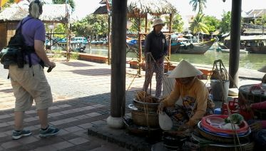 Hoi An one day city tour including local food