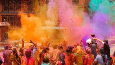 Holi Celebration in India (March 2022) - Fixed Departure