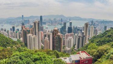 Hong Kong to Hong Kong - 16 days
