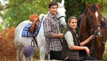 Horseback Riding From San Gimignano
