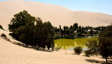 Huacachina Sand-Buggy & Sand-Boarding 2D/1N